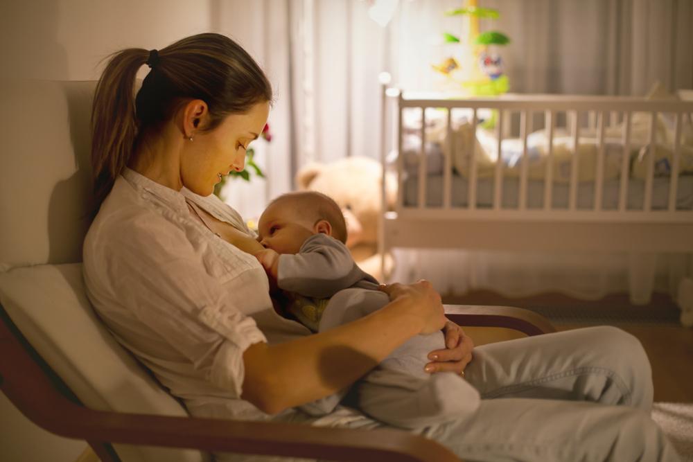 magas vérnyomásban szenvedő szoptató anyák